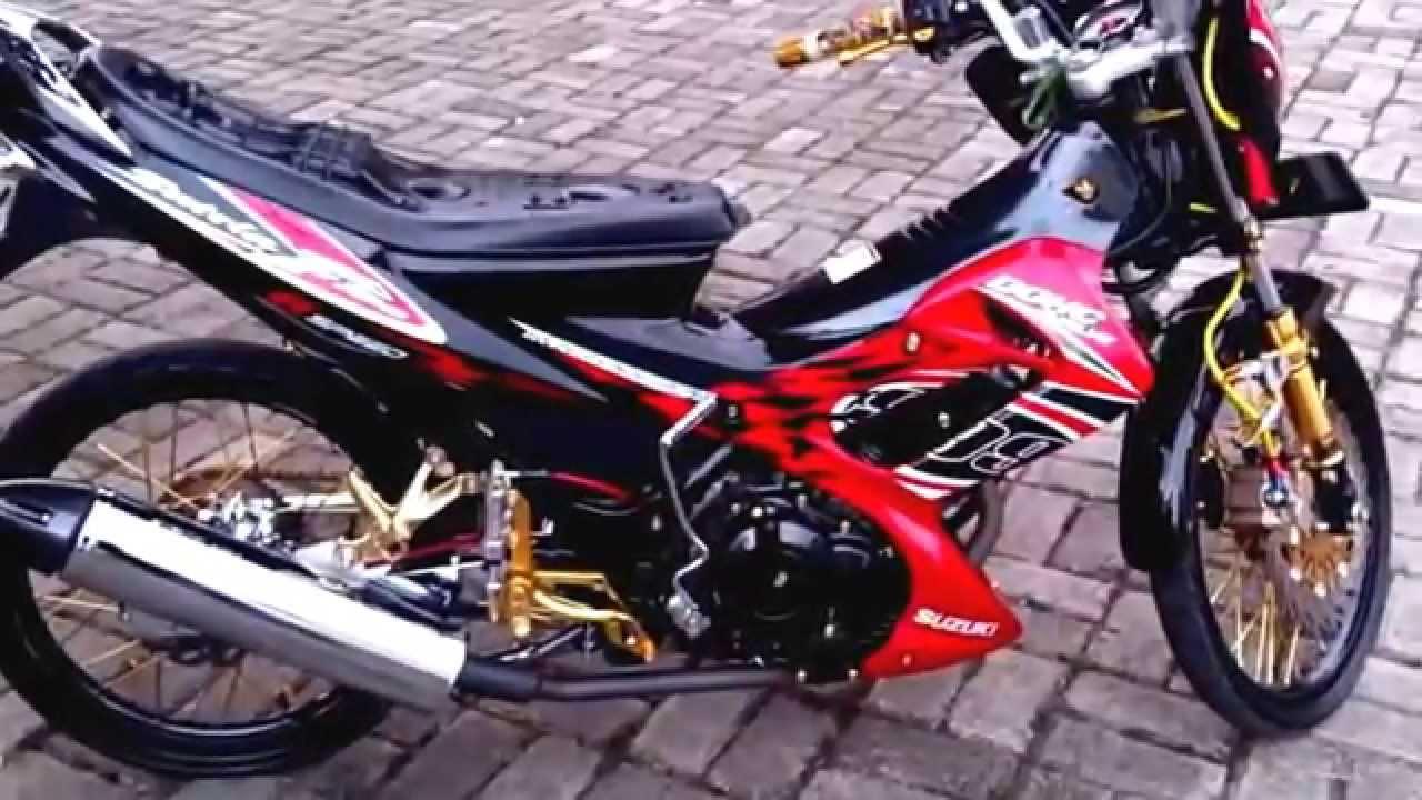 Modif Motor Suzuki Satria Fu 150cc Modifikasi 20142015