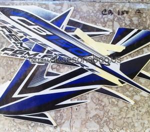 Striping Stiker Honda Cb150R Variasi