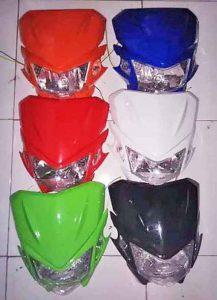 Headlamp KLX 150 (Batok Lampu)